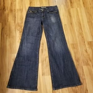 Anoname flare jeans